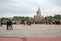 Tokyo Disneyland Resort au Japon photographie stock libre de droits