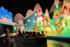 Tokyo Disneyland Resort i Japan arkivbild
