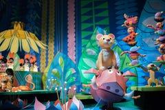 Tokyo Disneyland Resort i Japan arkivbilder
