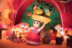 Tokyo Disneyland Resort i Japan royaltyfri bild