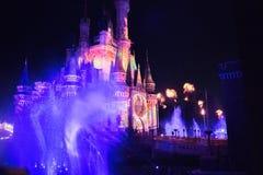 Tokyo Disneyland Resort i Japan fotografering för bildbyråer