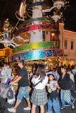 Tokyo Disneyland Resort i Japan royaltyfri foto