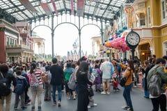 Tokyo Disneyland Resort nel Giappone fotografie stock