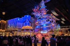 Tokyo Disneyland Resort nel Giappone fotografie stock libere da diritti