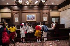 Tokyo Disneyland Resort nel Giappone immagine stock libera da diritti