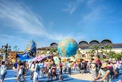 Tokyo Disneysea Fotografia Stock Libera da Diritti