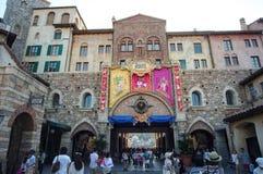 Tokyo Disneysea Stock Images