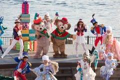 Tokyo DisneySea au Japon Images libres de droits