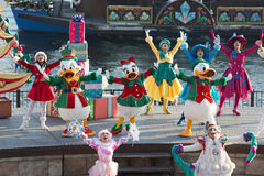 Tokyo DisneySea au Japon Photographie stock
