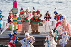 Tokyo DisneySea in Japan Royalty Free Stock Images