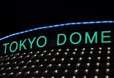 Tokyo Dome стоковое изображение