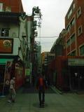 Tokyo-Durchgang Lizenzfreie Stockbilder