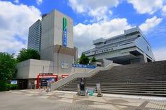 Tokyo Edo Museum Stock Images