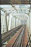 Tokyo-Eisenbahn lizenzfreie stockfotos