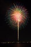 Tokyo firework Royalty Free Stock Photography