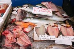 Tokyo fish market Stock Image