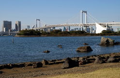 Tokyo fjärd Arkivfoton