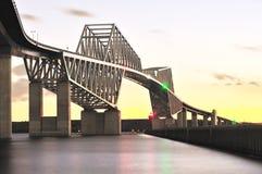 Tokyo Gate Bridge Stock Images