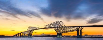 Tokyo Gate Bridge Royalty Free Stock Images