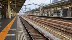 TOKYO, GIAPPONE - DECEMBER023, 2015 Immagini Stock Libere da Diritti