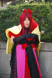 Stile di harajuku di cosplay Fotografie Stock Libere da Diritti