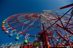 Tokyo, Giappone - rotella di Ferris (115 tester) Fotografie Stock