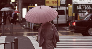 Tokyo Ginza Lizenzfreie Stockfotos