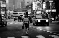 Tokyo Ginza Stock Photo