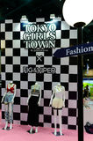 Tokyo Girls Town by Tokyo Girls Collection booth during. Royalty Free Stock Photo