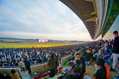 Tokyo Grand Prix 2014 Royalty Free Stock Image