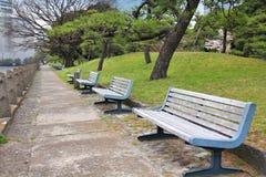 Tokyo Hamarikyu Gardens Royalty Free Stock Photo