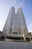 Tokyo high rise stock images