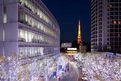 Tokyo Illuminations Royalty Free Stock Photos