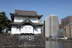 Tokyo - Imperial Palace Stock Photography