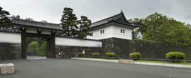 Tokyo Imperial Palace Royalty Free Stock Images