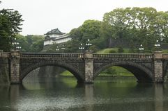 Tokyo Imperial Palace Stock Image