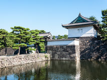 Tokyo Imperial Palace Stock Images