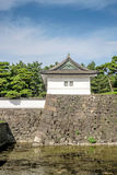 The Tokyo Imperial palace Stock Photography