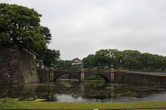 Tokyo Imperial Palace Royalty Free Stock Image