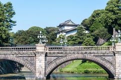 Tokyo Imperial Palace Stock Photos