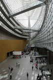 Tokyo International Forum building Royalty Free Stock Photos