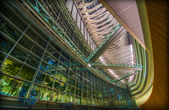 Tokyo International Forum Royalty Free Stock Photography