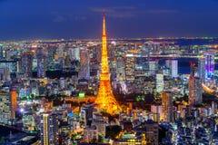 Tokyo, Japão Foto de Stock
