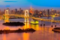 Tokyo, Japão Fotografia de Stock Royalty Free