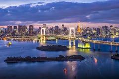 Tokyo Japan Arkivbilder