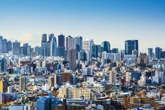 Tokyo Japan Arkivfoto