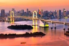 Tokyo, Japan Stock Foto's