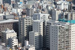 Bunkyo, Tokyo Stock Photo