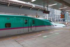 Tokyo,Japan - April 1,2015 : The E5 Series Hayabusa Royalty Free Stock Photos