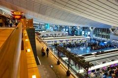 Haneda Airport in Tokyo, Japan royalty free stock photos